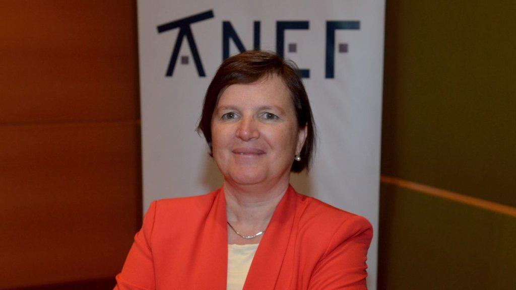 Valeria Ghezzi presidente ANEF