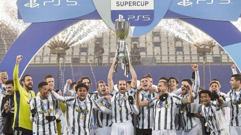 Juve vince la Supercoppa