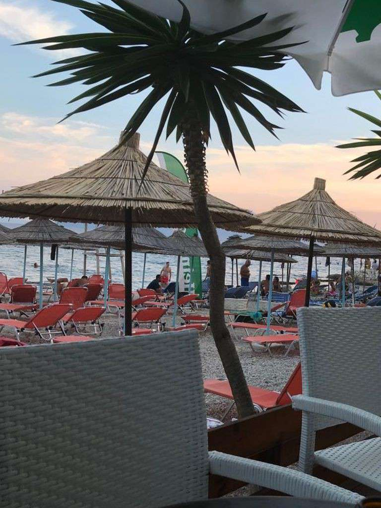 Spiagge albanesi