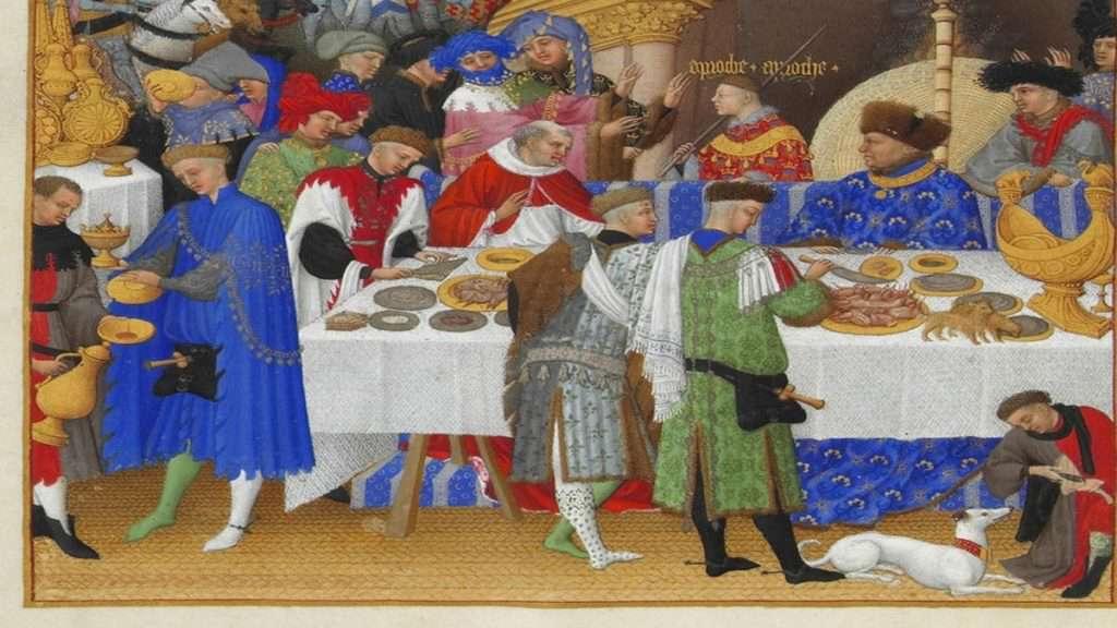 Les Tres Riches Heures du duc de Berry di Johan e Paul Herman