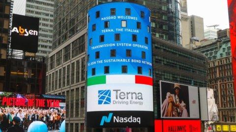 Nasdaq, Terna entra nel network sulla finanza sostenibile