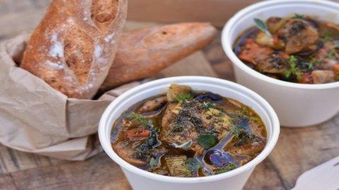 Scarpetteria: lo street food di Carter Oblio pronto subito o per casa