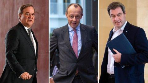 Germania candidati CDU