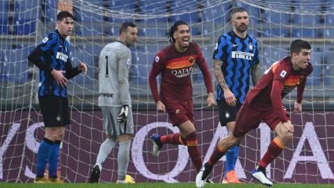 Roma-Inter, un pari che fa sorridere Juve e Milan