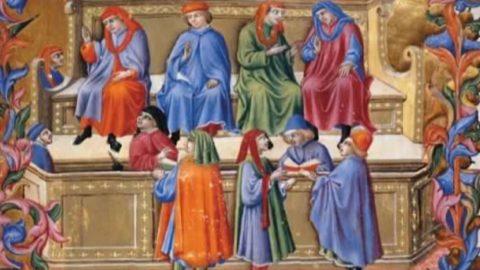 Tribunali di mercanti e giustizia mercantile nel tardo medioevo (libro)