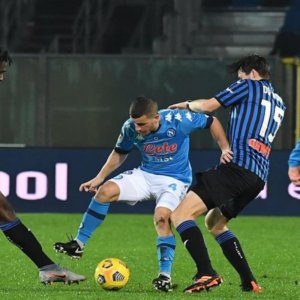 Champions in vista: l'Atalanta fa le prove con il Napoli, la Lazio è quarta