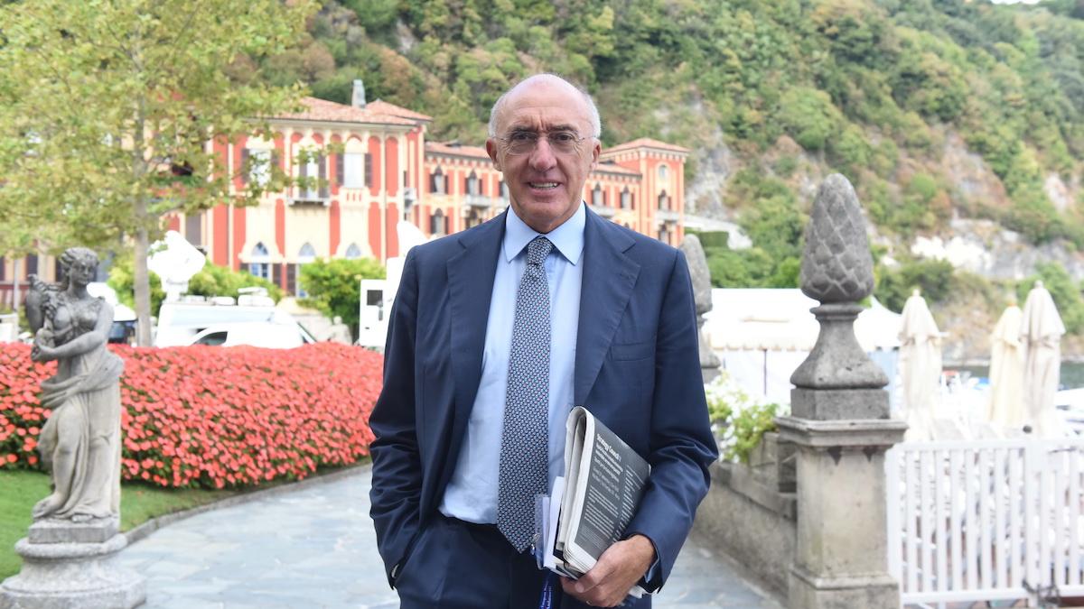 Enrico Marchi Presidente Finint