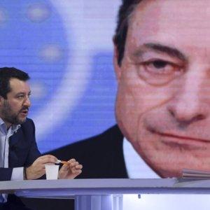 """Lega e M5S a Draghi: """"Anche noi nel Governo"""""""
