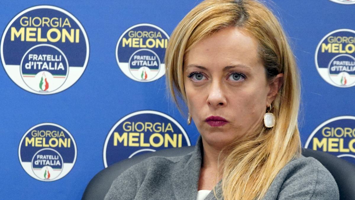 Meloni, l'ingannevole populismo autarchico di Giorgia - FIRSTonline