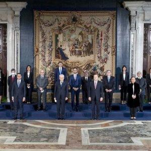 Nasce il Governo Draghi: Franco al Mef, dentro Colao e Cartabia