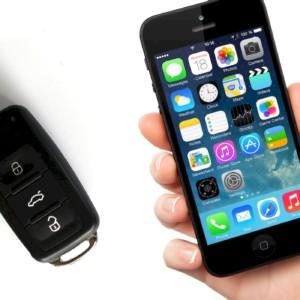 Auto: chiave addio, ora si usa lo smartphone