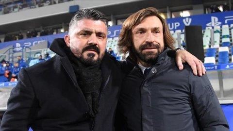 Napoli-Juve al cardiopalma e Milan in visita allo Spezia