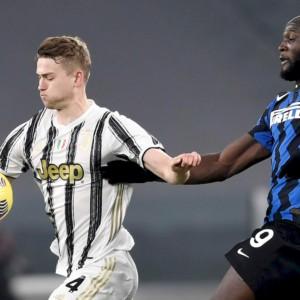 Coppa Italia, la Juve imbriglia l'Inter e va in finale