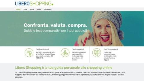 Italiaonline lancia Libero Shopping