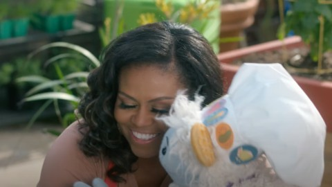 Michelle Obama sbarca su Netflix con una serie su educazione alimentare
