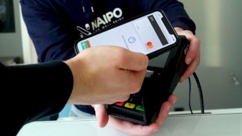 Bankitalia: pagamenti contactless +20% dal pre-lockdown