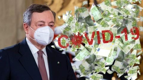 Mario Draghi e il Recovery plan