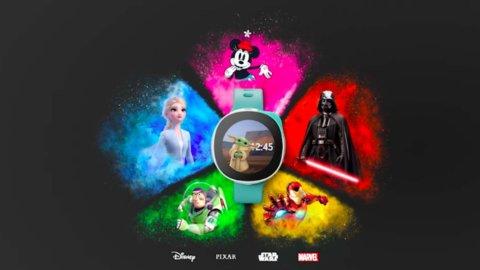 Vodafone e Disney lanciano lo smartwatch per bambini