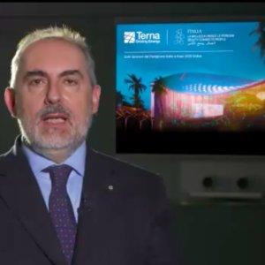 Expo Dubai: Terna partner del Padiglione Italia