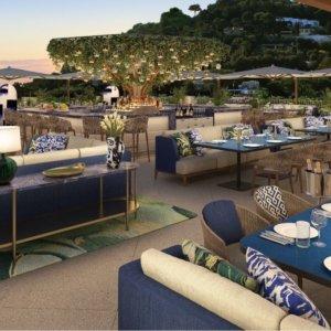Gennaro Esposito guiderà le cucine del prestigioso Hotel Palma a Capri