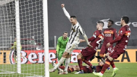 La Juve scavalca la Roma, flop Napoli e Atalanta