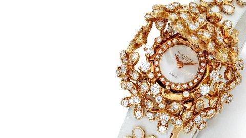 Gioielli in asta: da Cartier a Van Cleef inno alla primavera