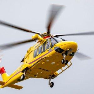 Enav e Leonardo: in Puglia debuttano gli elicotteri satellitari
