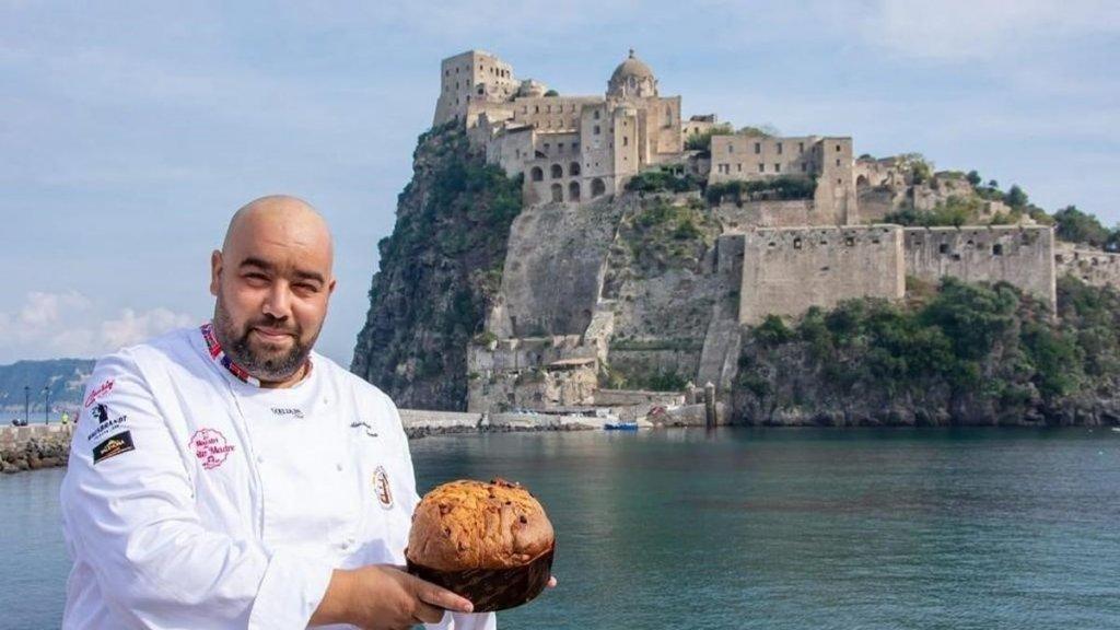 Alessandro Slama chef pasticciere