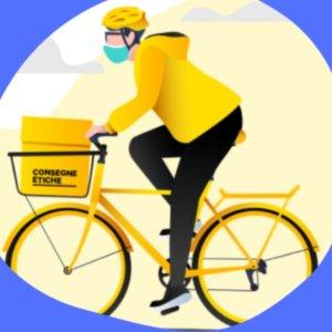 Rider, a Bologna la consegna è etica
