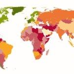 Covid, zone e colori del rischio per l'export