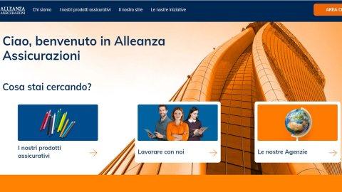 Alleanza lancia il nuovo sito: focus su educazione finanziaria