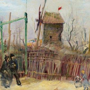 """Collezionismo: grande attesa per  """"Scène de rue à Montmartre"""" di Vincent van Gogh"""