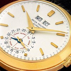Orologi, il leggendario Patek Philippe 3448J di Alan Banbery in asta a Hong Kong
