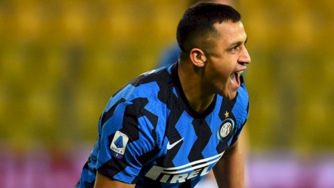 Sanchez all'Inter