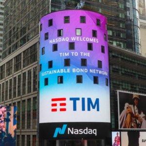 TIM aderisce al Nasdaq Sustainable Bond Network