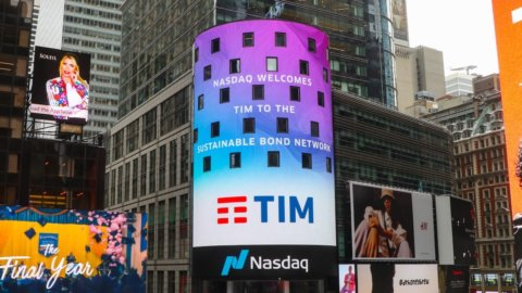 TIM aderisce al Nasdaq Sustainable Bond Network