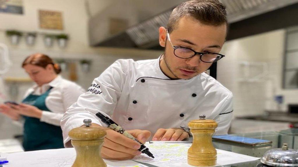 Chef Loris Caporizzi