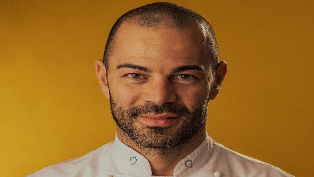 Andrea Barile chef pasticciere