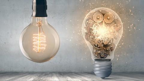 Lampadine per energia elettrica