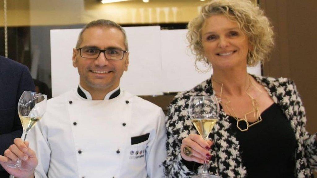 Chef Salvatore Catrini Ristorante Altamarea