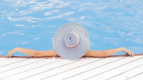 Covid e piscine: boom di vendite nell'anno dei lockdown