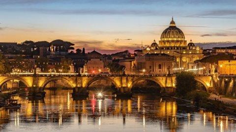 Turismo a Roma dalla crisi profonda alla ripresa: gli scenari di Intesa Sanpaolo