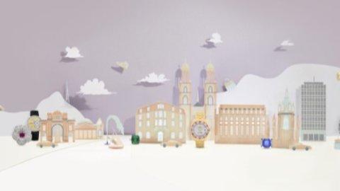 Sotheby's e Bucherer: insieme in una mostra dedicata al mondo del lusso