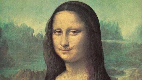 """Marcel Duchamp, in asta (Phillips) la versione della Gioconda """"L.H.O.O.Q."""""""