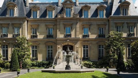 Relais & Chateaux Saint James Paris,  ritorna a splendere la dimora di un collezionista