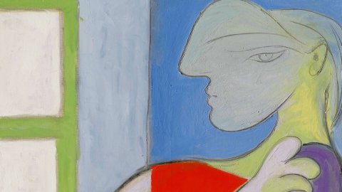 """Pablo Picasso, in tour pre-vendita l'opera """"Femme assise près d'une fenêtre"""""""