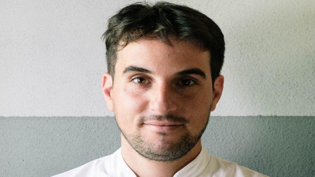 Chef Antonio Ziantoni, ristorante Zia, stella Michelin