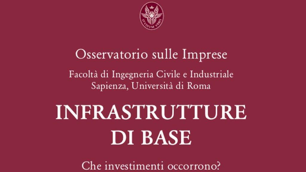 Copertina Libro Infrastrutture di Base