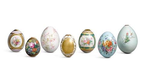 Pasqua e la tavola: asta Sotheby's di opere e oggetti europei e russi