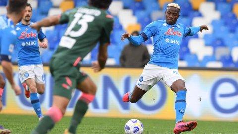 Corsa Champions: Napoli e Atalanta ok, si ferma la Roma